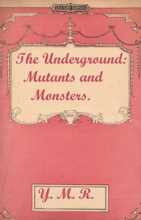 The Underground // Mutants and Monsters Love Stories. by your-monster-romance