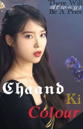Chaand Ki Colour  by JennieIsGoddess