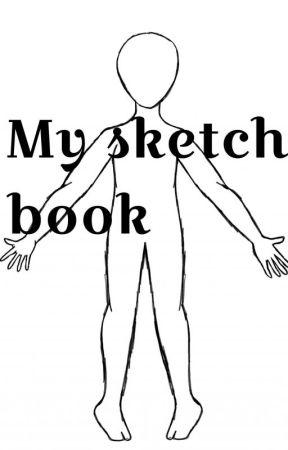 My sketch book! by RedPandaOtaku