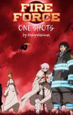 Fire Force x reader One Shots  by Bakurokishima