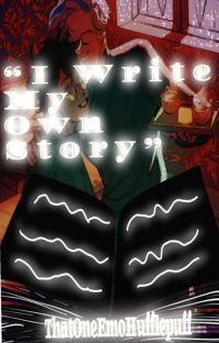 """""""I Write My Own Story"""" cover"""