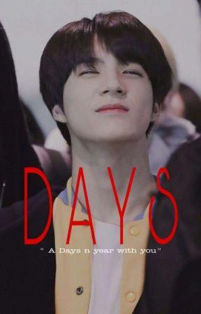 [ DAYS • JAEMNO [ 🍓SEQUEL🐇 ] by HoshiKiyomee