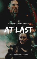 at last. (Strangefrost story) by poeticsherloki