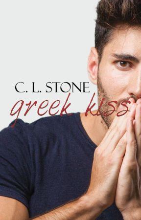 Greek Kiss by clstone