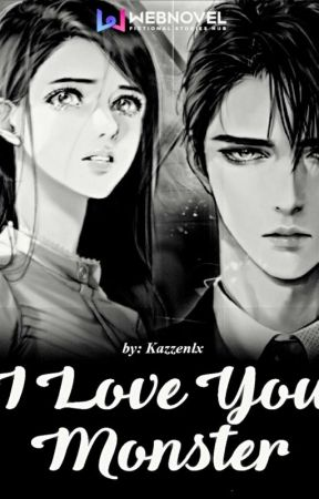 I Love You Monster: The blindfolded wife x the masked husband by kazzenlx