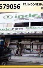 PT. INDONESIA PLAFON SEMESTA AGEN PLAFON PVC TERBESAR TERLENGKAP by jatimmurahplafon
