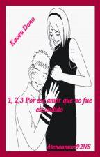 Fanfic NS: 1,2,3 Por ese amor que no fue escondido (+16) (Pendiente) by Atenea_Mari92_NS