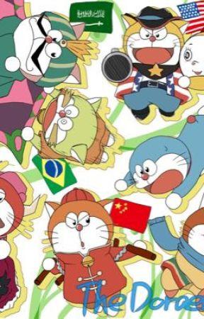 Doraemon and The Doraemonzu by WizardFoxAngel