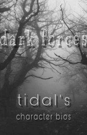 dark forces || oc book by Queen-of--Swords
