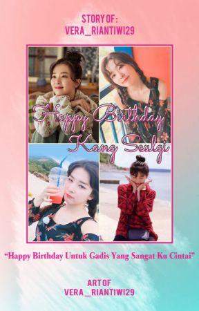 Happy Birthday Kang Seulgi by vera_riantiwi29