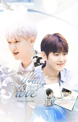 Đọc truyện [ChanBaek] What Is Love?