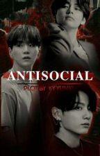 antisocial || taegikook by yyyunki