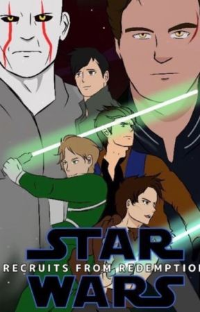 Star Wars: Recruits from Redemption by jedi_avenger727