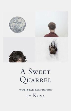 A Sweet Quarrel by gusurules