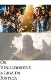 Vingadores e Liga da Justiça  cover