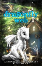 Dragonfly Web: Whitestuff by WezleyBrookz