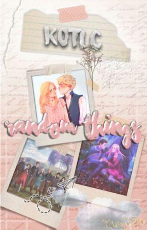 KOTLC: Random Things by -EverlastingFanGirl-