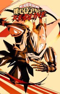Redline (My Hero Academia Male Reader Insert) cover