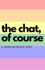 the chat, of course (an emo band group chat, kik ig?) by leophobia4