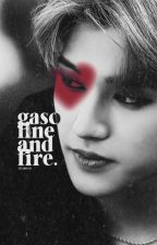 GASOLINE AND FIRE ― woosan by SANNIEVIL