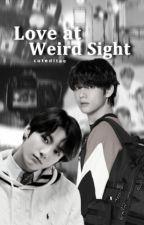 Love at Weird Sight (Taekook FF) by cuteditae