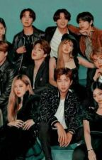 One shots (BLACKPINK X BTS and others kpop shipps) by laliscultures