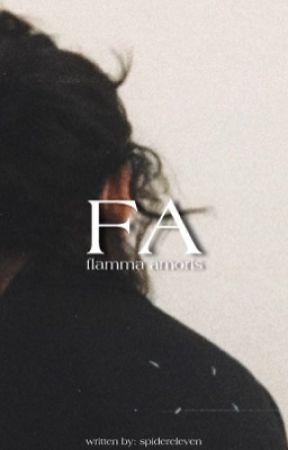 Flamma Amoris [A:TLA au] by spidereleven