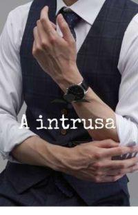A intrusa  cover