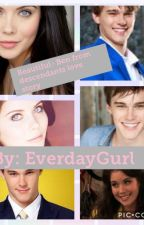 Beautiful- Ben from Descendants love story by EverdayGurl