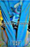 Gentle, Please (GirlxGirl) (Mdlg) cover