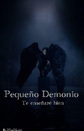 《Pequeño Demonio》 KookV by LindoMiniMochi
