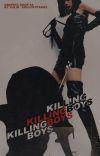 KILLING BOYS ━ GRAPHIC SHOP #4 cover
