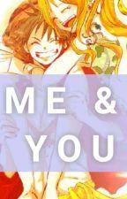 Me & You by blueberrybear45