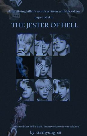 「JESTER OF HELL」  by ttaehyung_sii
