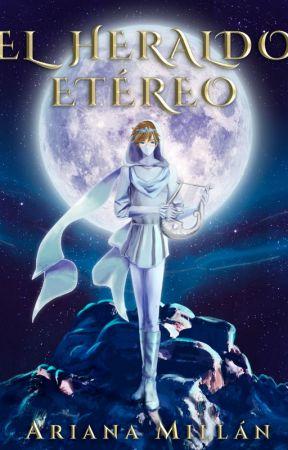 El Heraldo Etéreo by ArianaMilHer