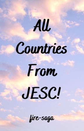 ALL COUNTRIES FROM JESC! by fire-saga