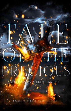 PRECIOUS : ATEEZ by Melodearose