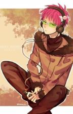 Saiki x Psychic! Male reader   by usernamepleasewhat