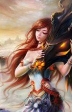 Kassi e o dragão das chamas by BBishopGirl