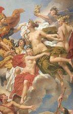   ميثولوجيا رومانية   : الآلهة الأربعة عشر الكبار  by Violitte