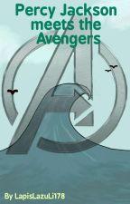 Percy Jackson meets The Avengers by LapisLazuLi178