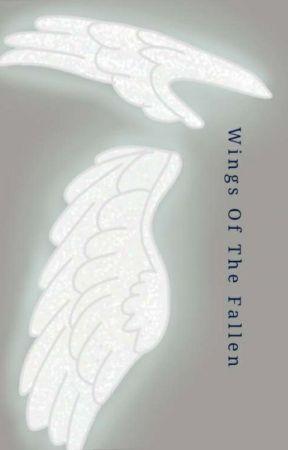 Wings Of The Fallen  by Flickering_Fox