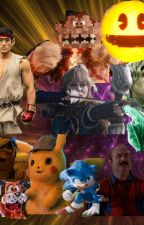 Smash Bros. Cinematic Universe by yogangbooks