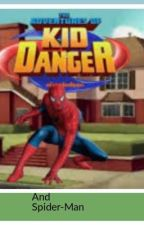 Spider-Man and Kid Danger by Hi-Its-MJ