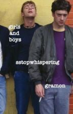 girls and boys | gramon by sstopwhispering