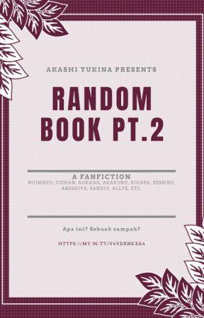 Random Book Pt.2 by akashiyukina