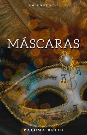 Máscaras (conto) by PalomaBritok