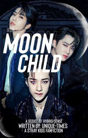 MOON CHILD   STRAY KIDS & GOT7 FF by UNIQUE-TIMES