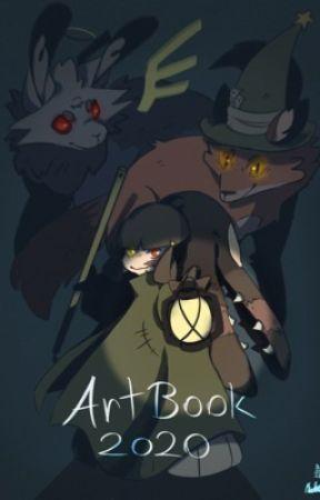 Art Book 2020 by OwORiverRippleOwO