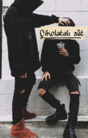Çikolatalı süt  /Texting/ by Taejinisttr
